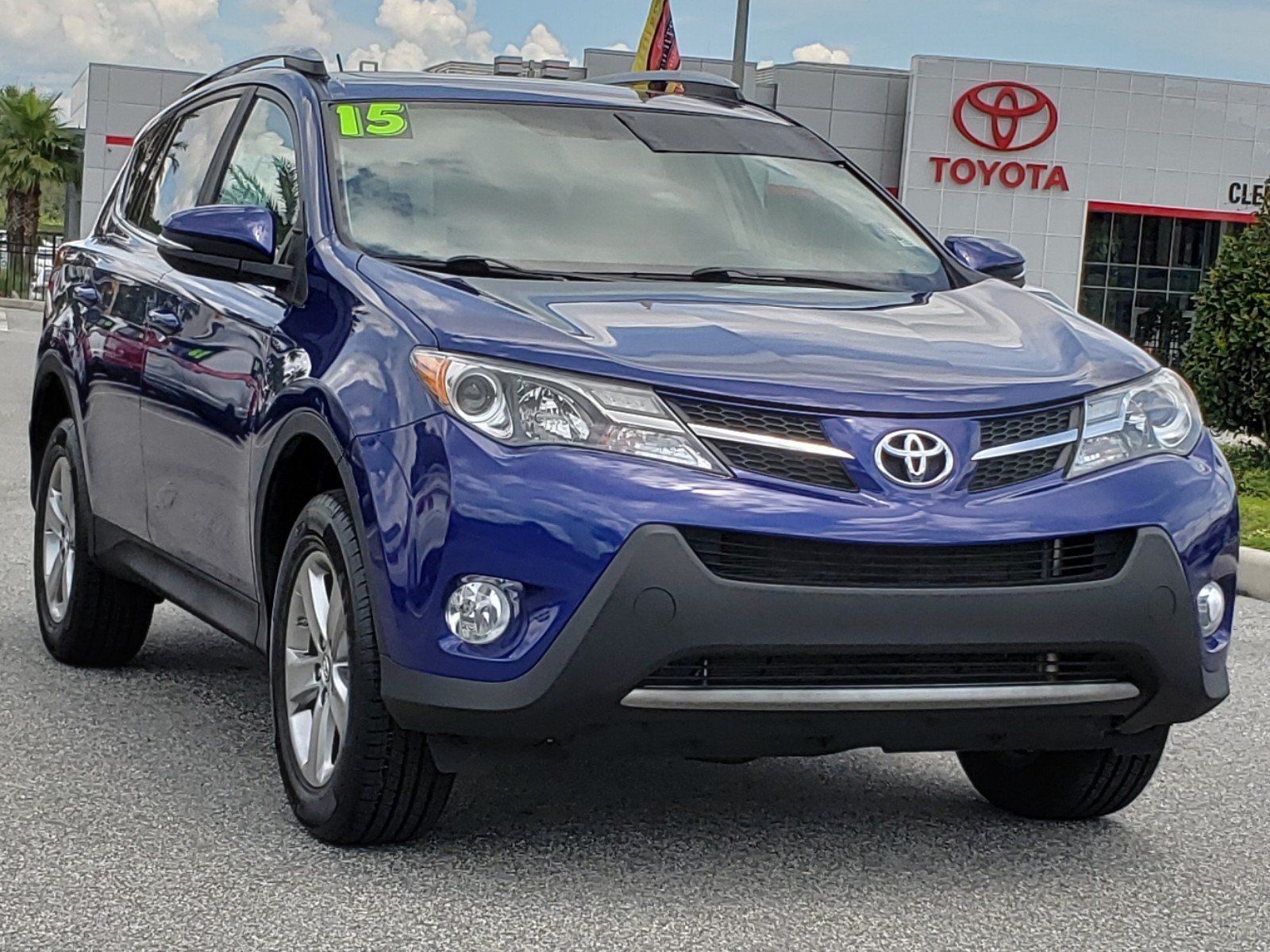 2015 rav4 limited interior pictures