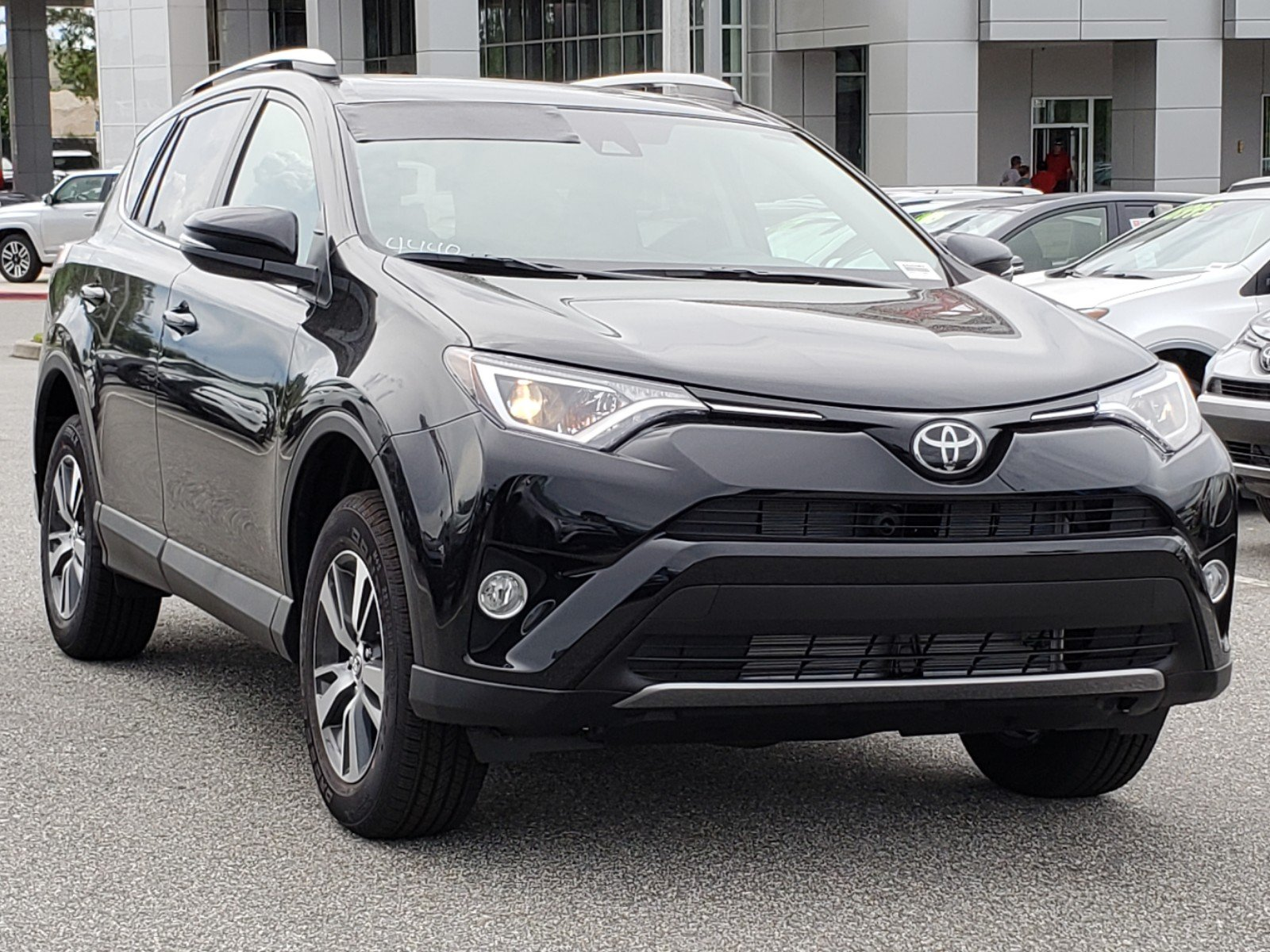 New 2018 Toyota Rav4 Xle Sport Utility In Clermont 8440483 Toyota