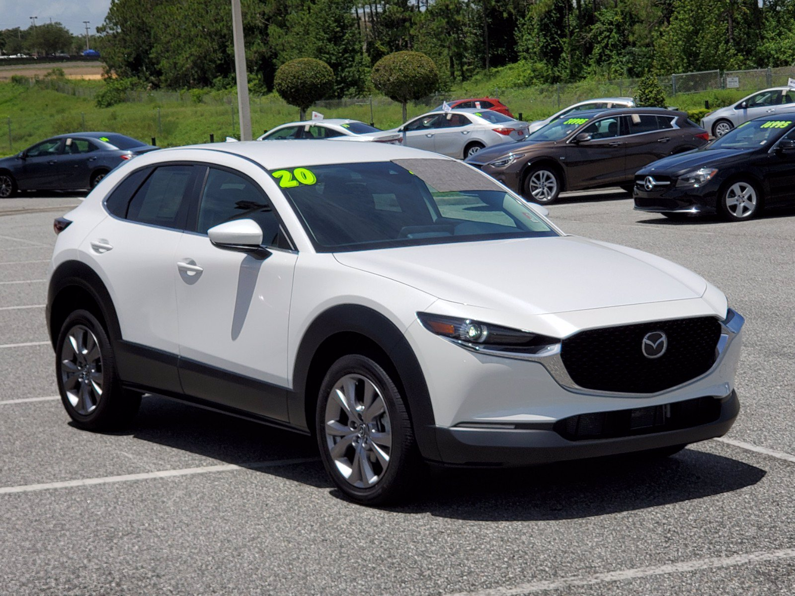 Pre-Owned 2020 Mazda CX-30 Preferred Package