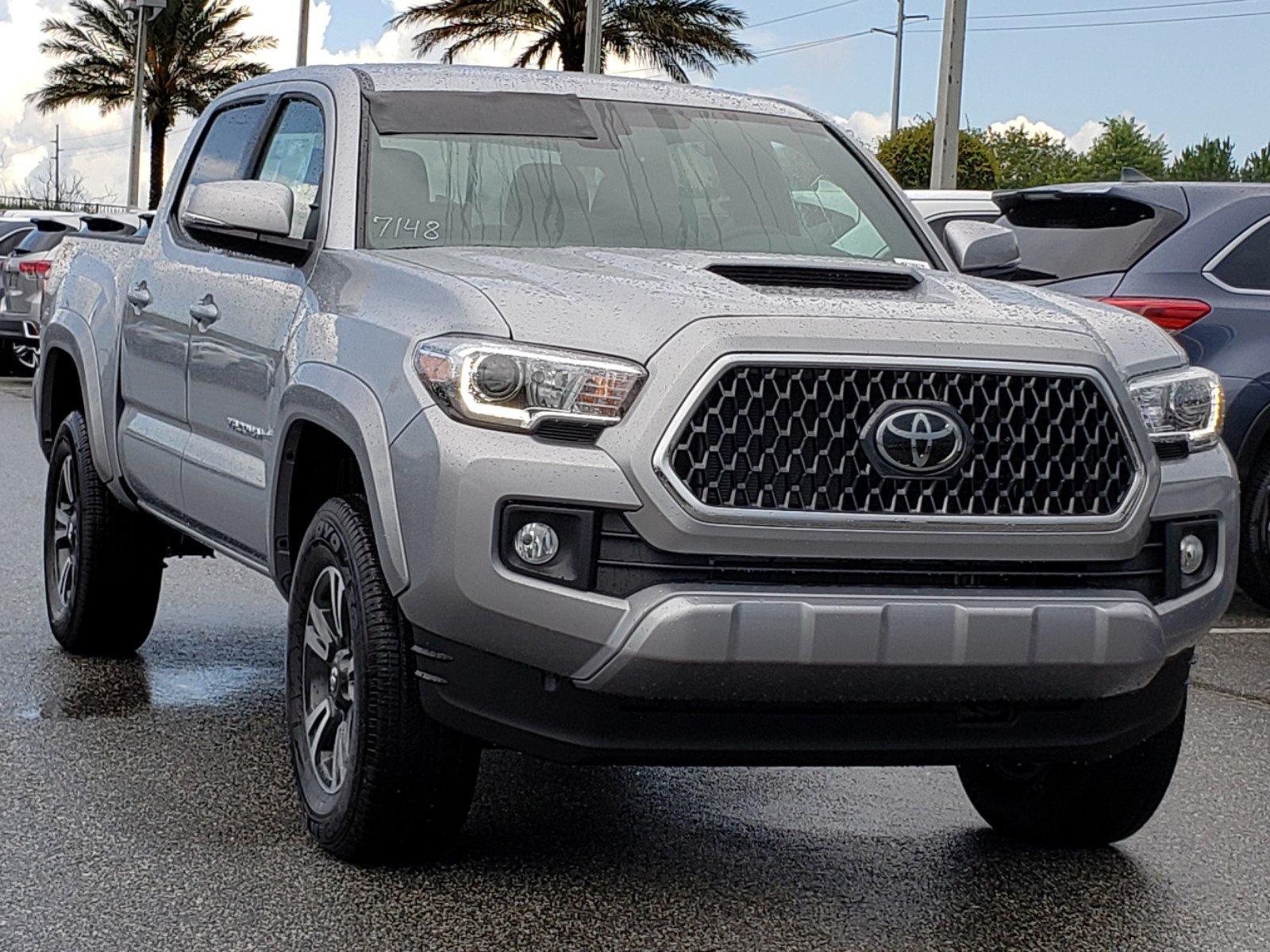 New 2018 Toyota Ta a TRD Sport Double Cab in Clermont