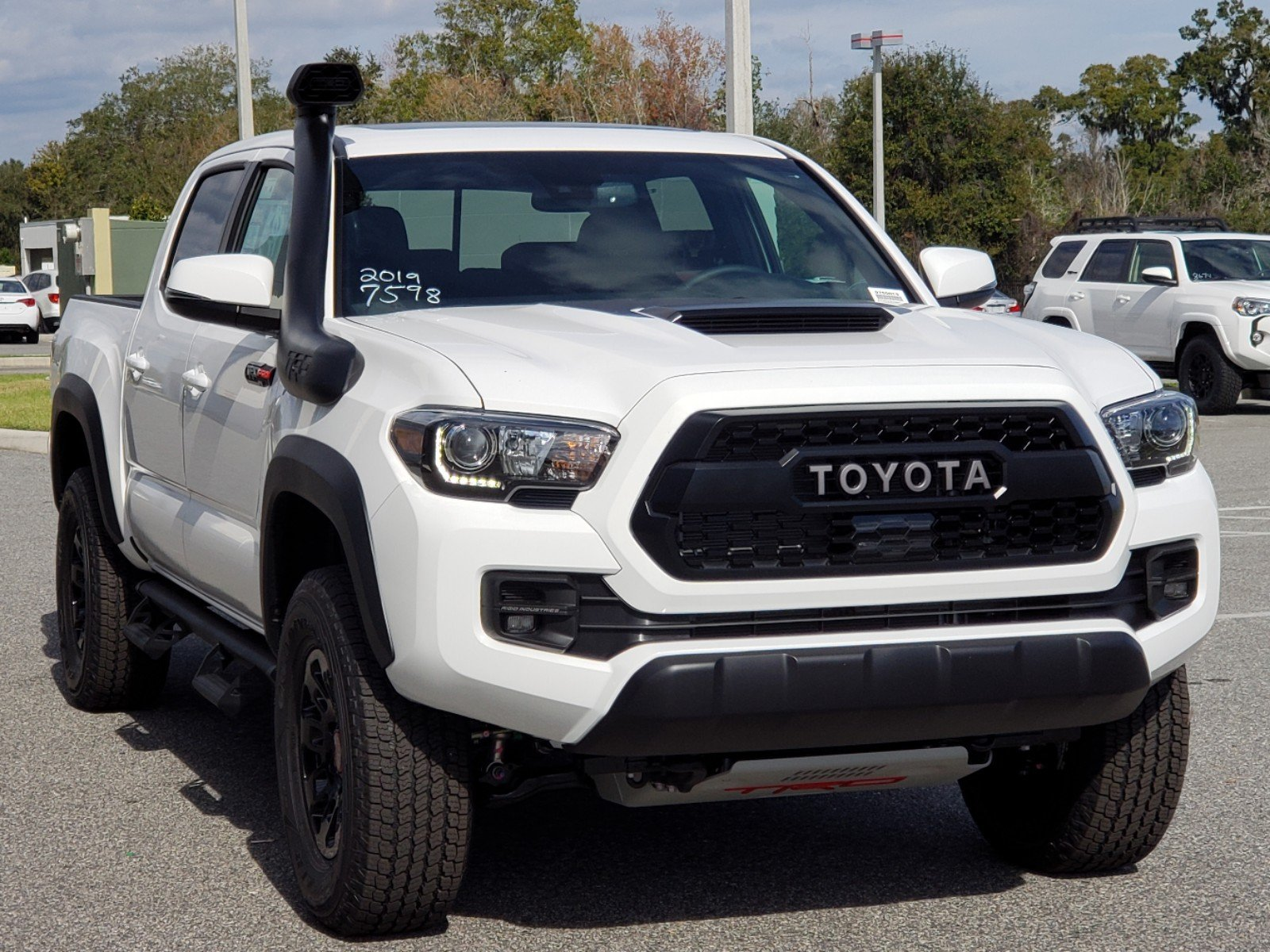 New 2019 Toyota Tacoma Trd Pro Double Cab In Clermont 9750021