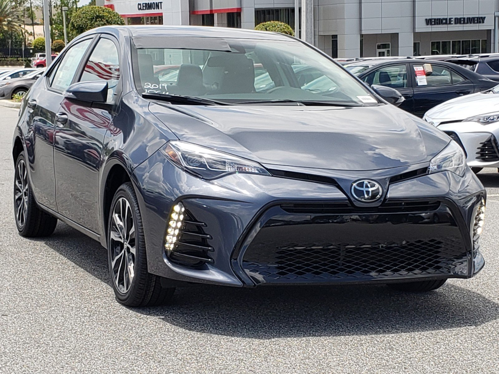 New 2019 Toyota Corolla SE 4dr Car in Clermont
