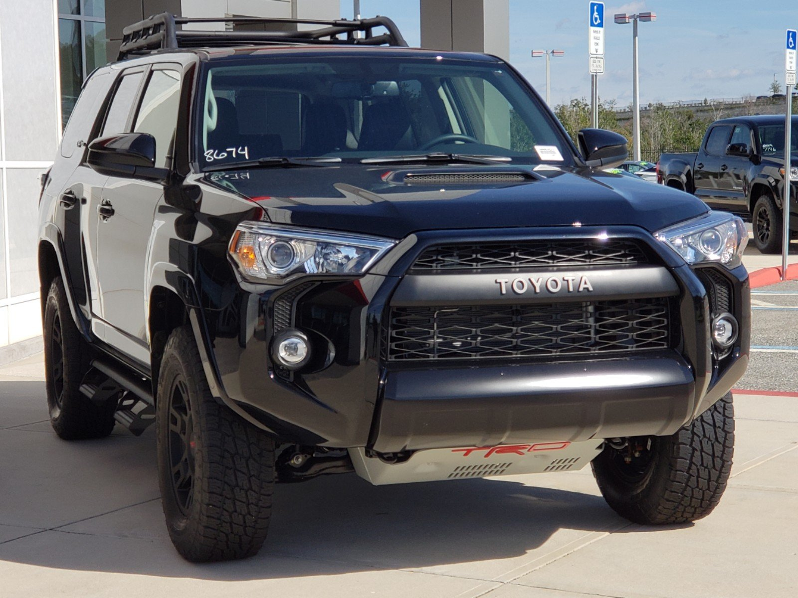 New 2019 Toyota 4runner Trd Pro Sport Utility In Clermont 9860027