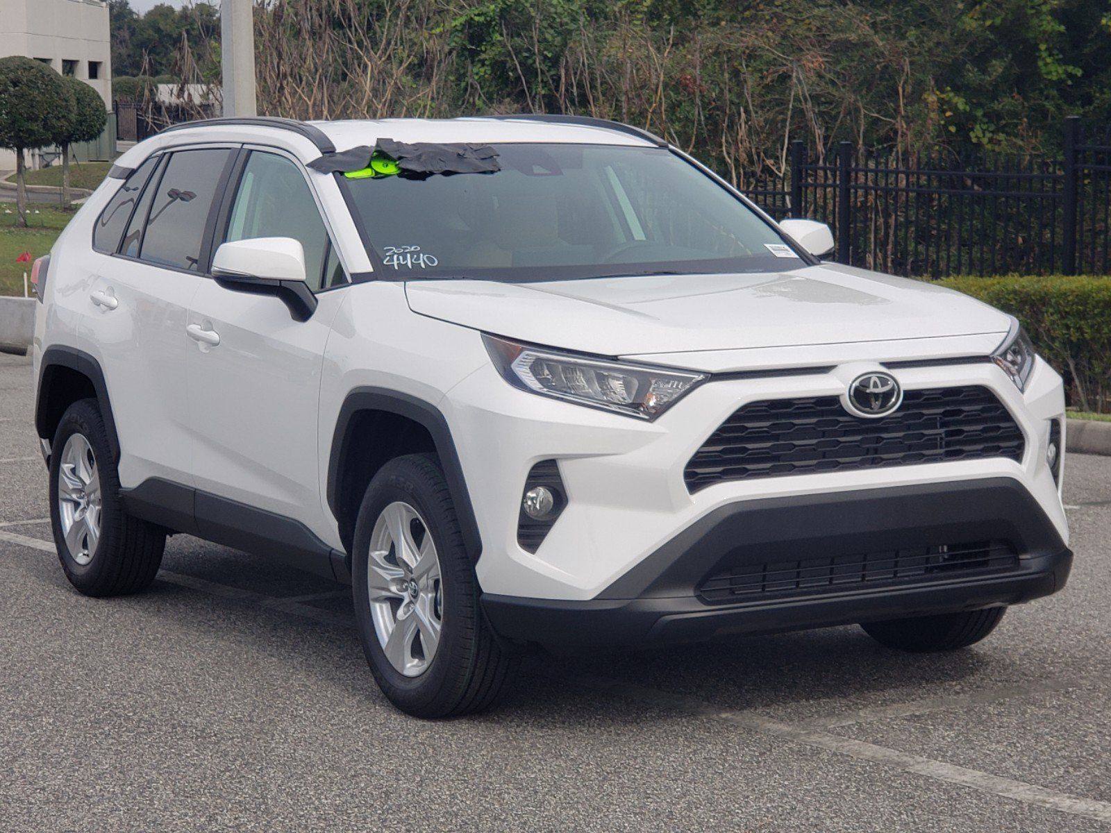 New 2020 Toyota RAV4 Limited