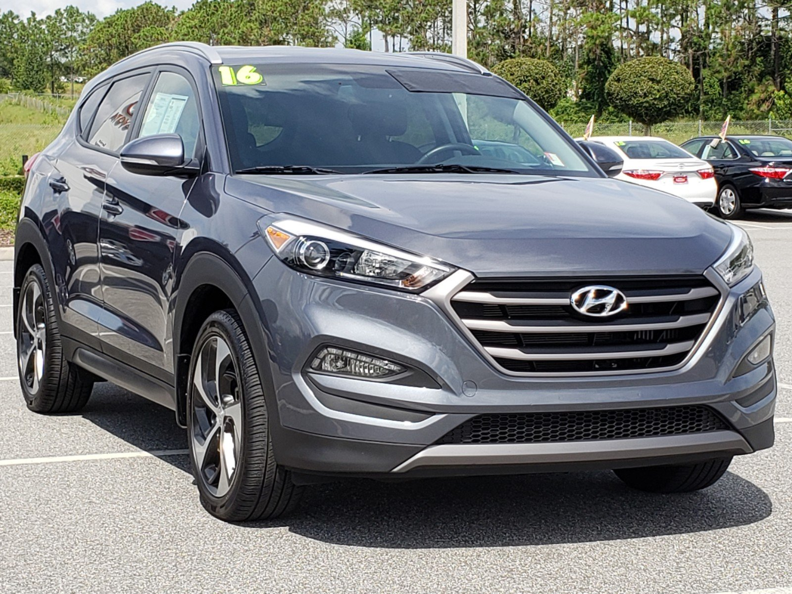 Pre Owned 2016 Hyundai Tucson Sport Sport Utility in Clermont