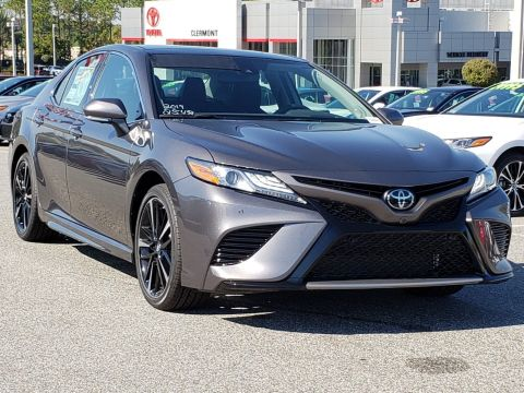 2019 Toyota Camry Specials Near Orlando Toyota In Central Florida
