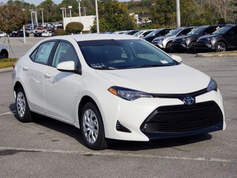 2019 Toyota Corolla Model Info New Toyota For Sale