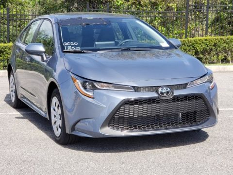 423 New Toyota Cars, SUVs in Stock | Toyota of Clermont